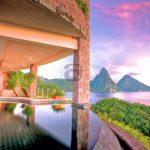 Real Estate St Lucia – Jade Mountain
